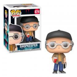 Funko Pop It Shopkeeper Stephen King