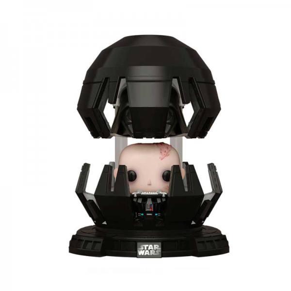 Funko Pop Darth Vader en la Cámara de Meditación