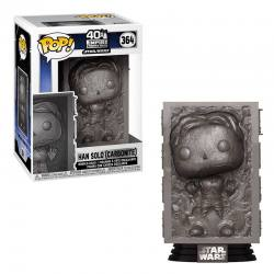Funko Pop Han Solo en Carbonita Star Wars