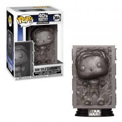 Funko Pop Han Solo en Carbonita Star Wars