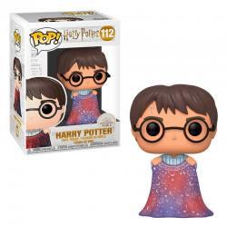 Funko Pop Harry Potter Capa Invisibilidad