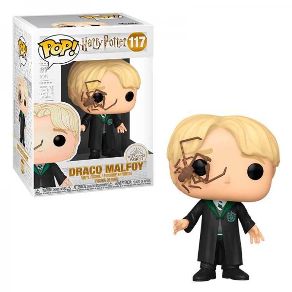 Funko Pop Draco Malfoy Araña