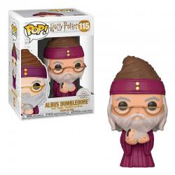 Funko Pop Albus Dumbledore con Harry Bebe