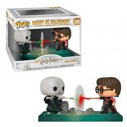 Funko Pop Harry Potter Vs Voldemort Movie Moments