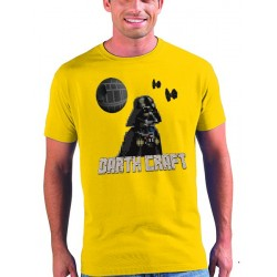 Camiseta DarthCraft-minecraft