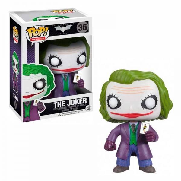 Funko Pop The Joker Dark Knight Trilogy