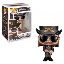 Funko Pop Lemmy Kilmister Motorhead