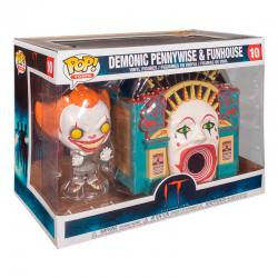 Funko Pop Town Demonic Pennywise Funhouse