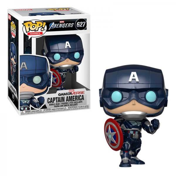 Funko Pop Capitan America Gamerverse