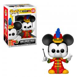Funko Pop Mickey Mouse Banda de Concierto