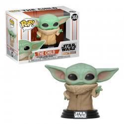 Star Wars The Mandalorian Funko Pop Baby Yoda The Child
