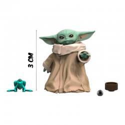 Figura Articulada The Child Star Wars Mandalorian 3cm