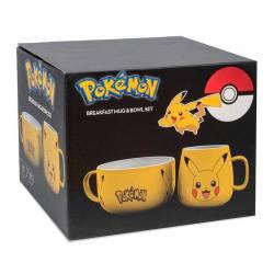 Pack Desayuno Pikachu Pokemon