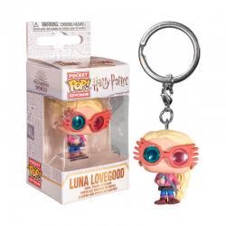 Llavero Funko Pop Luna Lovegood Harry Potter