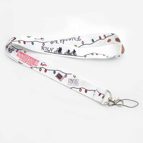 Llavero Lanyard Stranger Things