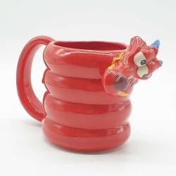 Taza 3D Mushu Disney Mulan