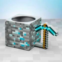 Taza Minecraft Pickaxe
