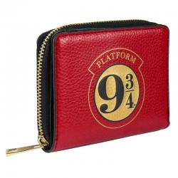 Cartera Harry Potter Plataforma 9 3/4