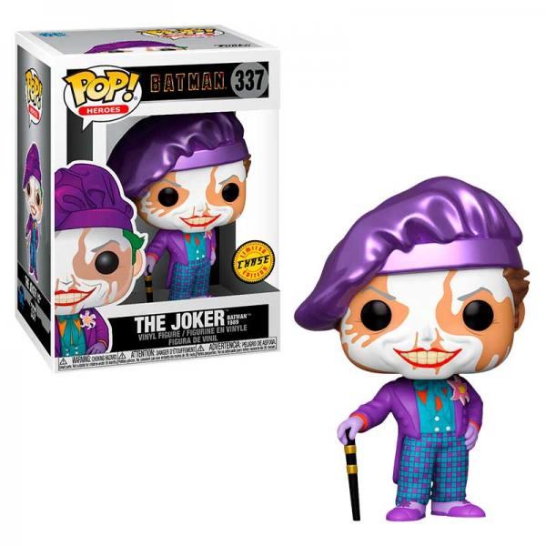 Funko Pop Chase Joker Batman 1989