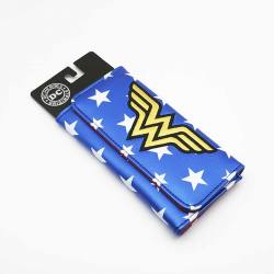 Cartera Billetera Wonder Woman Mujer