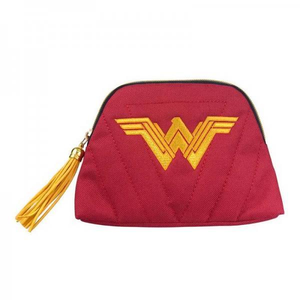 Neceser Wonder Woman Dc Comics Mujer Maravilla
