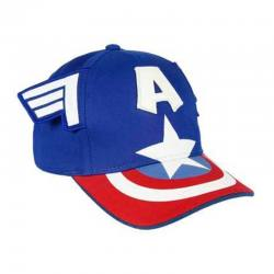 Gorra Niño Capitán America - Avengers