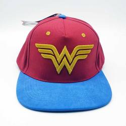Gorra Wonder Woman Logo - Dc Comics