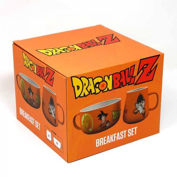 Dragon Ball Set de Desayuno