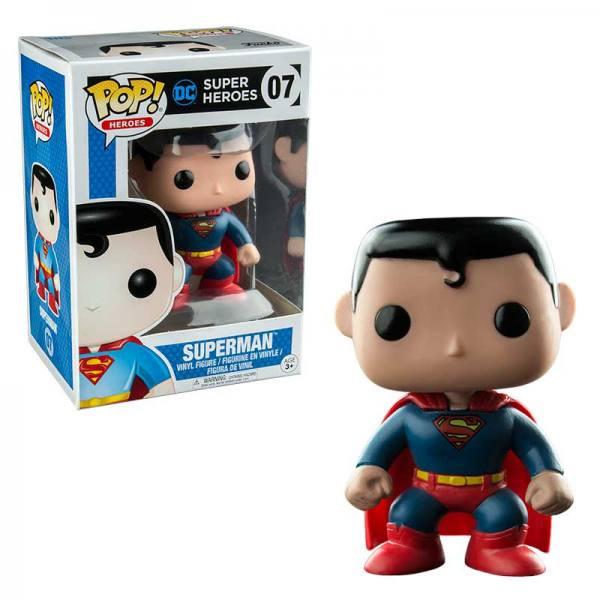 Figura Funko Pop Clark Kent - Superman - Exclusiva