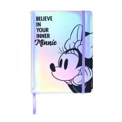 LIBRETA MINNIE MOUSE DISNEY