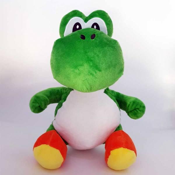 Peluche Super Mario Yoshi Rosa