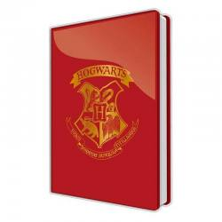 LIBRETA REVERSIBLE HARRRY POTTER