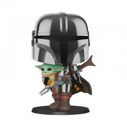 FUNKO POP STAR WARS THE MANDALORIAN 25CM