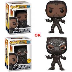 Figura Funko Pop Black Panther Pantera Negra