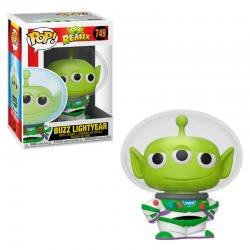 FUNKO POP REMIX ALIEN BUZZ LIGHTYEAR