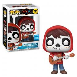 FUNKO POP COCO MIGUEL CON GUITARRA - EXCLUSIVO 2020