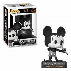 FUNKO POP MICKEY MOUSE PLANE CRAZY