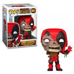 FUNKO POP ZOMBIE DEADPOOL MARVEL ZOMBIES