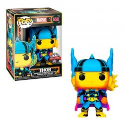FUNKO POP THOR BLACK LIGHT EXCLUSIVO