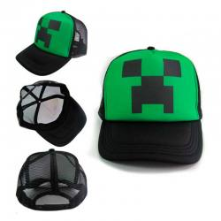 GORRA MINECRAFT CREEPER