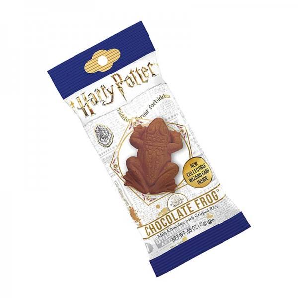 HARRY POTTER RANA DE CHOCOLATE