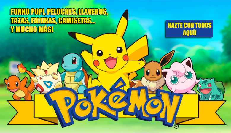 Regalos Pokemon