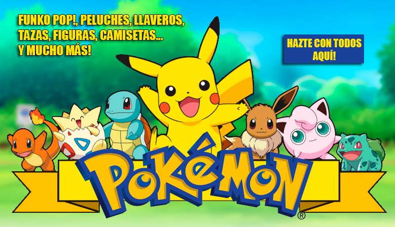 Regalos Pokemon